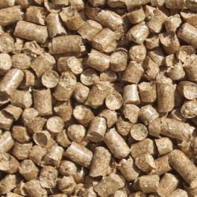 Straw Pellets Premium - 72x15 / 1080kg
