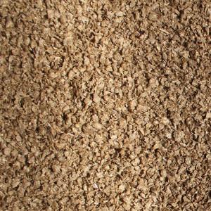 Straw Crushed Premium GROV- 72x15 / 1080kg. Papir poser & pallehætte